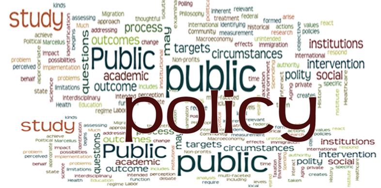 Kebijakan Sektor Publik