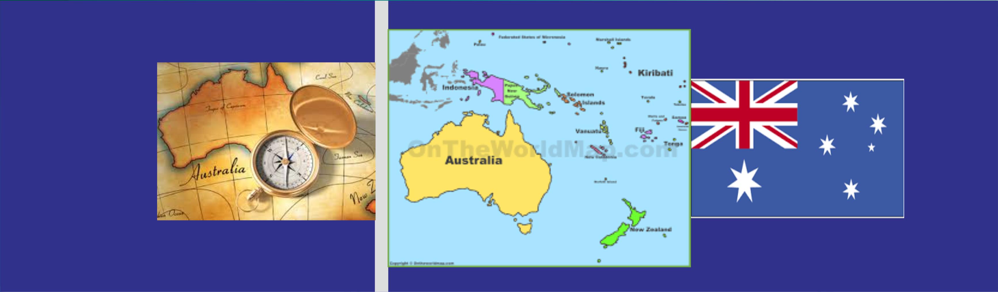 Sejarah Australia dan Oceania