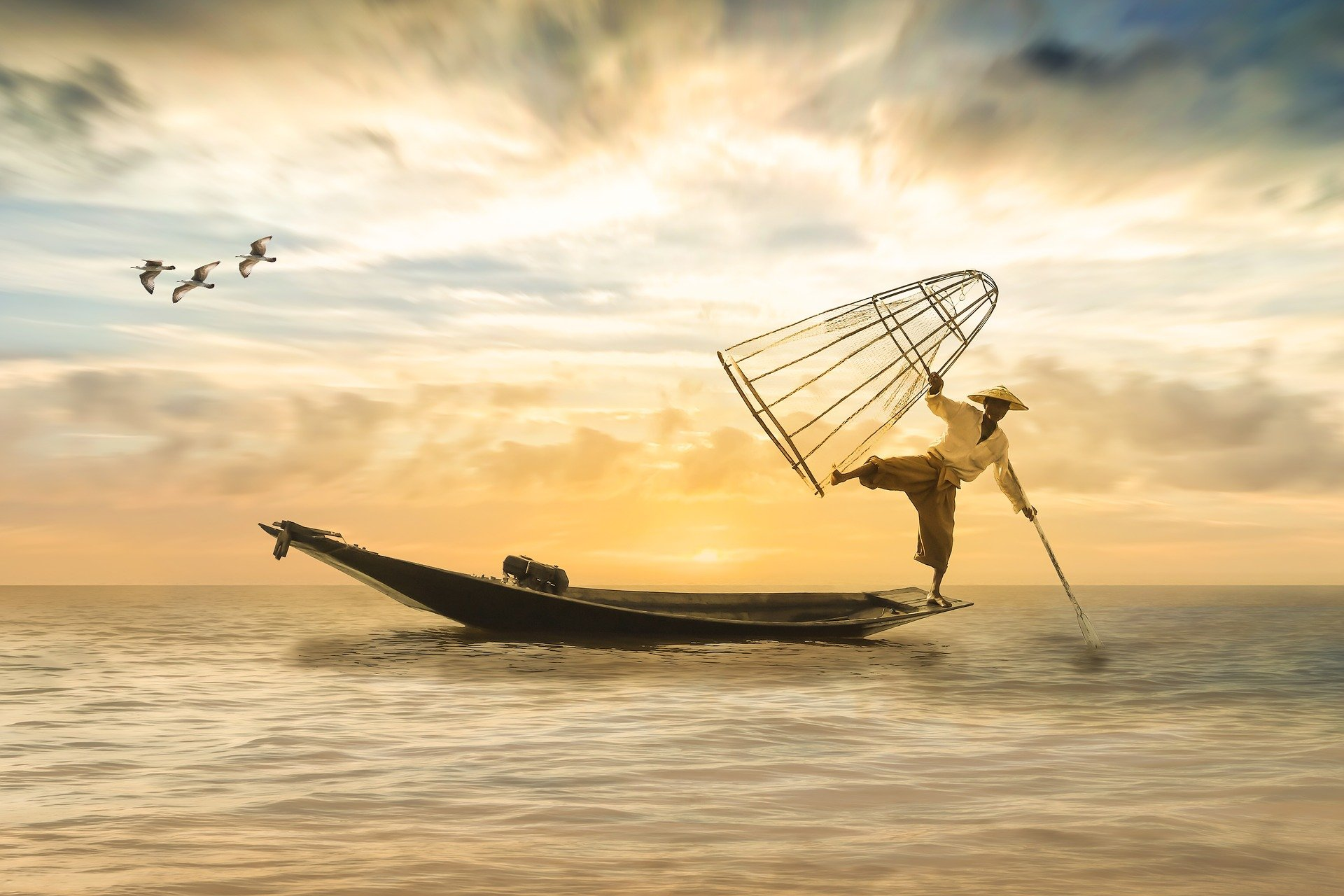 Kesehatan & Keselamatan Kerja Pesisir dan Kepulauan (Baru)